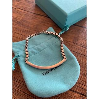 ティファニー(Tiffany & Co.)のティファニー Tiffany ブレスレット シルバー(ブレスレット/バングル)