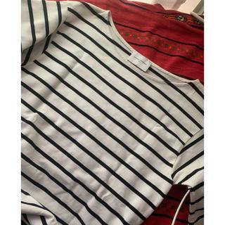 ユナイテッドアローズ(UNITED ARROWS)のユナイテッドアローズ ボーダー Tシャツ(Tシャツ(半袖/袖なし))