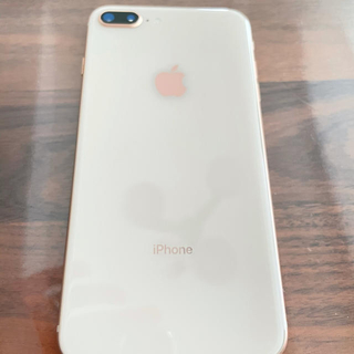 Apple - 【ポチャもん様専用】iPhone8 Plus 64GB Gold
