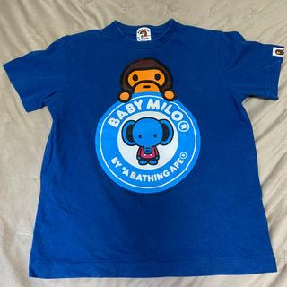 A BATHING APE - bape kids 130 Tシャツ