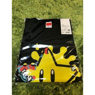 ニンテンドウ(任天堂)のXLサイズ スプラトゥーン2 フェスTシャツ スーパースター(Tシャツ/カットソー(半袖/袖なし))