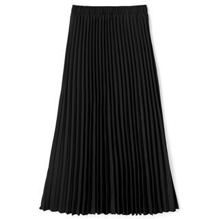 GRL - GRL ロングプリーツスカート