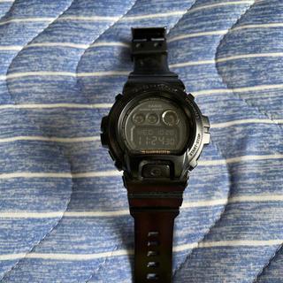 ジーショック(G-SHOCK)のg-shock GD-X6900 ブラック ビッグフェイス 中古本体のみ(腕時計(デジタル))