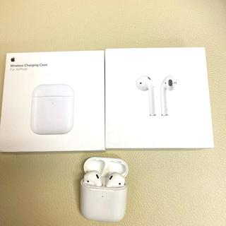 Apple - エアポッズ Airpods 第二世代