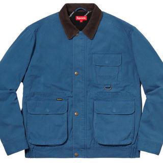 Supreme - 美品 18fw supreme field jacket  L シュプリーム