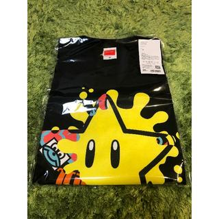 ニンテンドウ(任天堂)のMサイズ スプラトゥーン2 フェスTシャツ スーパースター(Tシャツ/カットソー(半袖/袖なし))