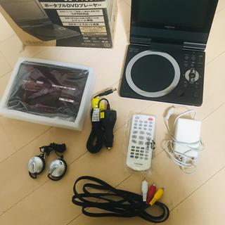 トウシバ(東芝)のTOSHIBA ポータロウ SD-P73SW(DVDプレーヤー)