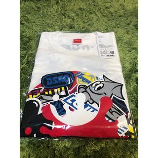 ニンテンドウ(任天堂)のXLサイズ スプラトゥーン2 フェスTシャツ スーパーキノコ(Tシャツ/カットソー(半袖/袖なし))