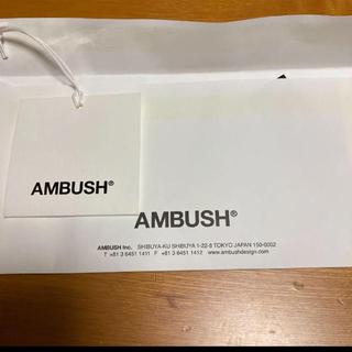 アンブッシュ(AMBUSH)のAMBUSH トートバッグ PVC(トートバッグ)