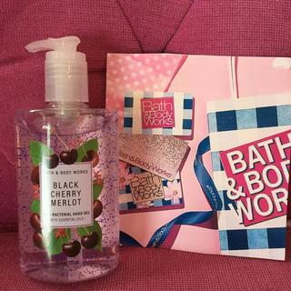 バスアンドボディーワークス(Bath & Body Works)の♡BBWたっぷり使えるハンドサニタイザー♡(その他)