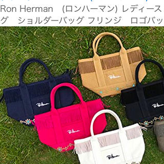 Ron Herman - ☆美品☆ロンハーマン フリンジトートバッグ