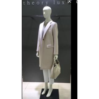 Theory luxe - セオリーリュクス  チェスターコート
