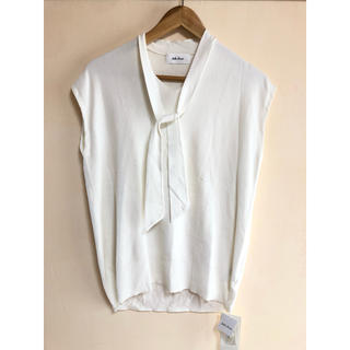 ミラオーウェン(Mila Owen)のmilaowen カットソー(Tシャツ(半袖/袖なし))