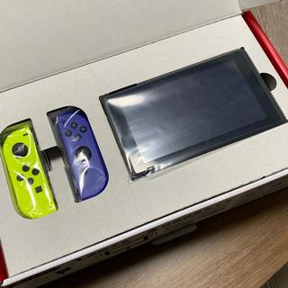 Nintendo Switch - 『Nintendo Switch』ネオンイエロー/ブルー