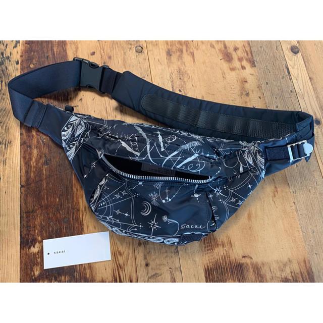 sacai(サカイ)の【最終価格】 FW20 sacai x Dr. Woo Waist Bag メンズのバッグ(ボディーバッグ)の商品写真