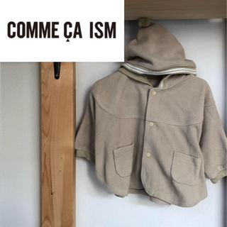 コムサイズム(COMME CA ISM)のコムサイズム ポンチョ 70-80(その他)
