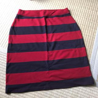 バックナンバー(BACK NUMBER)のスカート(ひざ丈スカート)