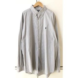 ラルフローレン(Ralph Lauren)の古着 ラルフローレンのビックシルエットシャツ(シャツ)