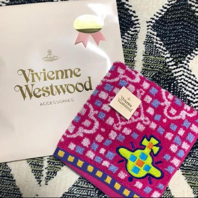 Vivienne Westwood(ヴィヴィアンウエストウッド)の◼️vivienne westwood ハンカチ レディースのファッション小物(ハンカチ)の商品写真