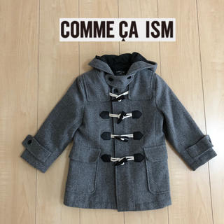 COMME CA ISM - コムサ ダッフルコート