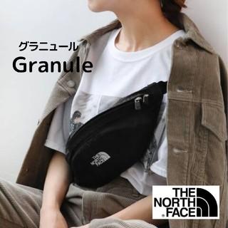 THE NORTH FACE - 《新品・04》ノースフェイス グラニュール ボディバッグ / ウエストポーチ