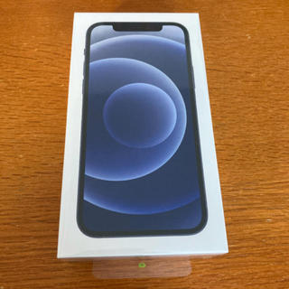 Apple - 新品未使用品 iPhone 12 128GB ブラック SIMフリー