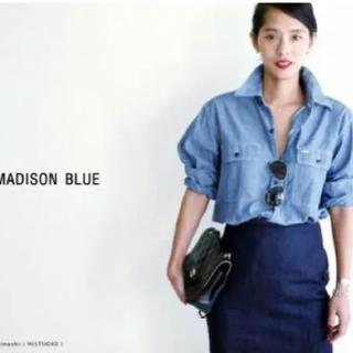 DEUXIEME CLASSE - MADISON BLUE♡デニムスカート