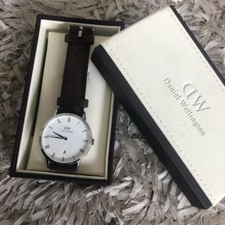 ダニエルウェリントン(Daniel Wellington)のダニエルウェリントン 腕時計(腕時計(デジタル))