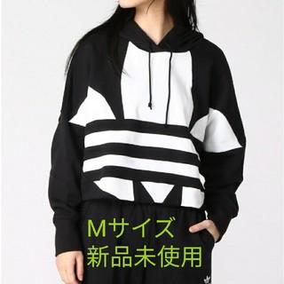 adidas - アディダスオリジナルス パーカー M 黒