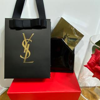 Yves Saint Laurent Beaute - 【イヴサンローラン】オリジナルミラー &  プチギフトバッグ