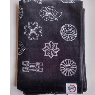 ユニクロ(UNIQLO)の鬼滅の刃 ユニクロ マンガUT タオルB09 Black100% 綿(タオル)