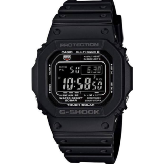 ジーショック(G-SHOCK)の最終値下げ新品未使用G-SHOCK マルチバンド 6 GW-M5610-1BJF(腕時計(デジタル))