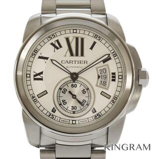 カルティエ(Cartier)のカルティエ カリブル ドゥ カルティエ  メンズ腕時計(腕時計(アナログ))
