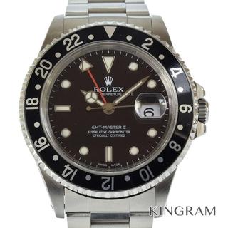ROLEX - ロレックス GMTマスター2  メンズ腕時計