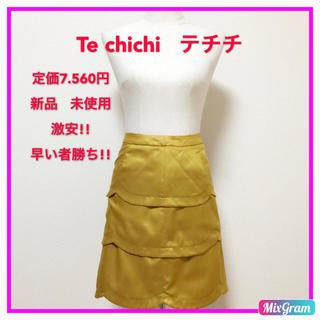 テチチ(Techichi)の定価7.560円✨Te chichi スカート✨(ひざ丈ワンピース)