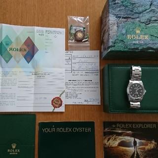 ROLEX - ROLEX エクスプローラー1  114270
