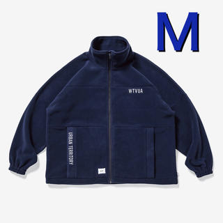 W)taps - WTAPS FORESTER / CARDIGAN FLEECE NAVY M