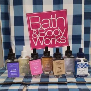 バスアンドボディーワークス(Bath & Body Works)のバスアンドボディワークス ウォールフラワーリフィル 7本セット(アロマオイル)