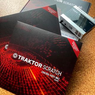 TRAKTOR SCRATCH A6(PCDJ)