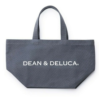 DEAN & DELUCA - DEAN&DELUCA トートバッグ【チャコールグレーSサイズ】