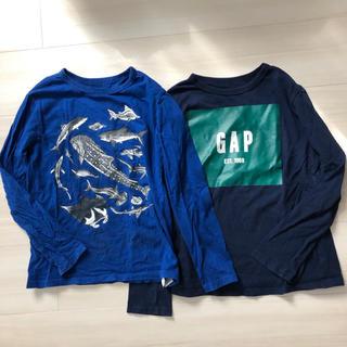 GAP Kids - GAP 130 長袖Tシャツ 2枚