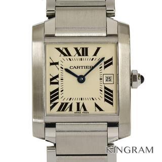 Cartier - カルティエ タンクフランセーズMM  男女兼用腕時計