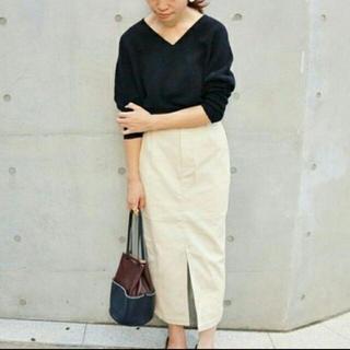 IENA SLOBE - イエナ 太コールタイトスカート 36 コーデュロイスカート