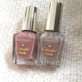 CANMAKE - キャンメイク マニュキュア ネイル