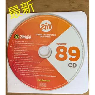 ズンバ(Zumba)の新曲 ZUMBA ズンバ ZIN89 CD(ダンス/バレエ)