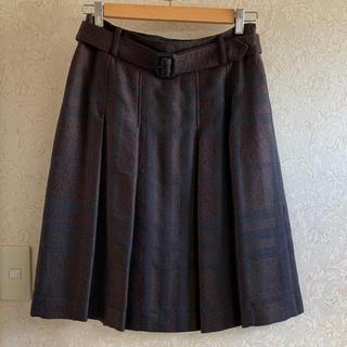 BURBERRY - ◆新品未使用◆バーバリーロンドン フレアスカート サイズ40