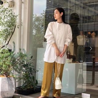 TODAYFUL - 新品TODAYFUL  Tuck Dress Shirts タックドレスシャツ白