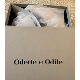 オデットエオディール(Odette e Odile)のOdette e Odile ポインテッドプレーン ショットブーツ(ブーツ)