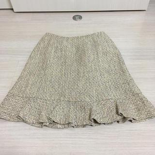 Debut de Fiore - デビュードフィオレ ツイードスカート