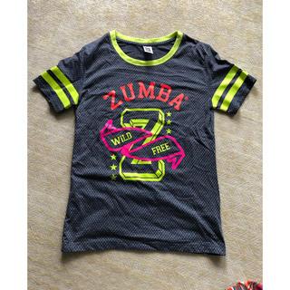 ズンバ(Zumba)のZUMBA ズンバ 半袖Tシャツ(ダンス/バレエ)